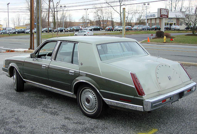 Acura Of Dayton >> 1985 Lincoln Continental - Information and photos - MOMENTcar