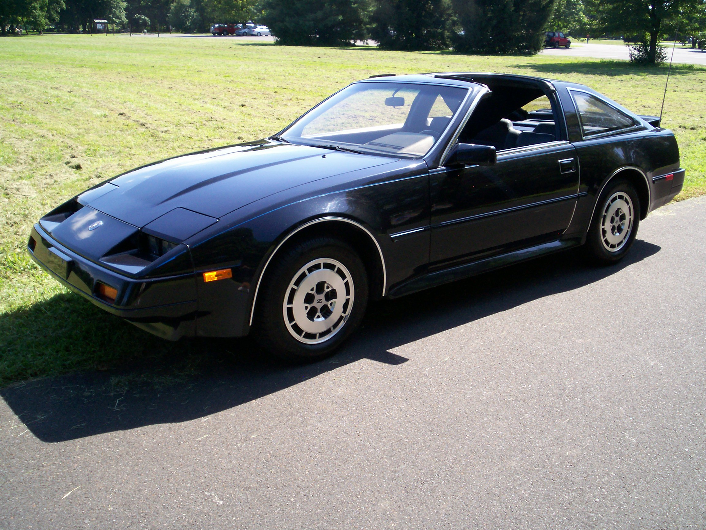1986 Nissan 300ZX - Information and photos - MOTcar