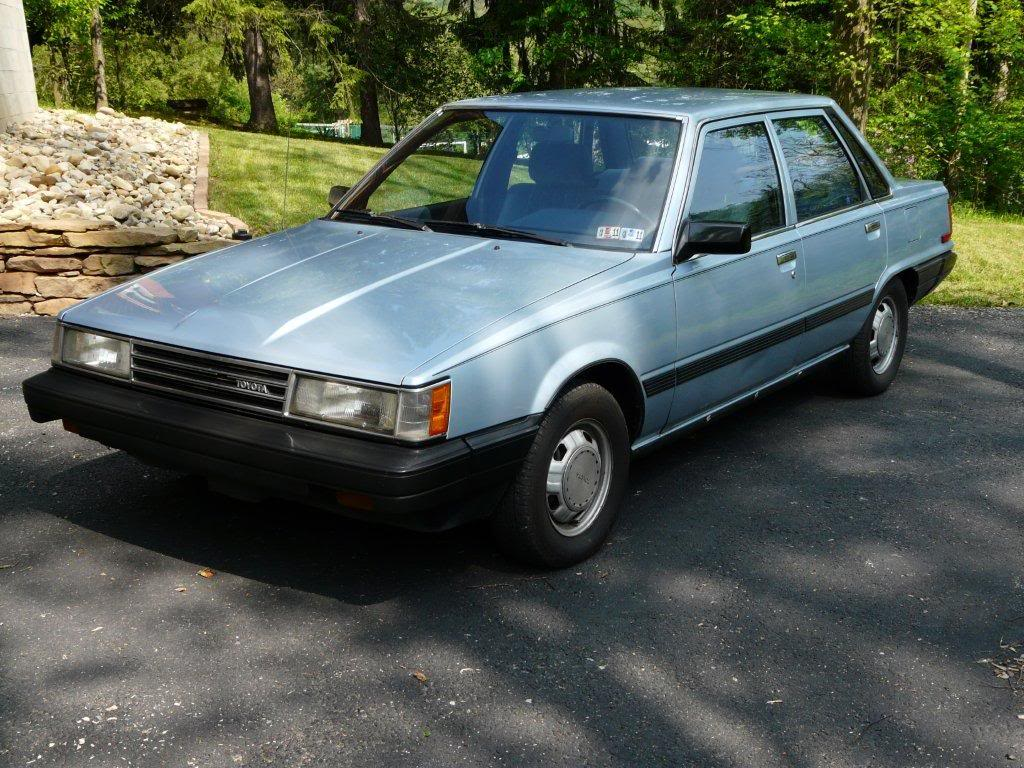 1986 Toyota Camry Information And Photos Momentcar