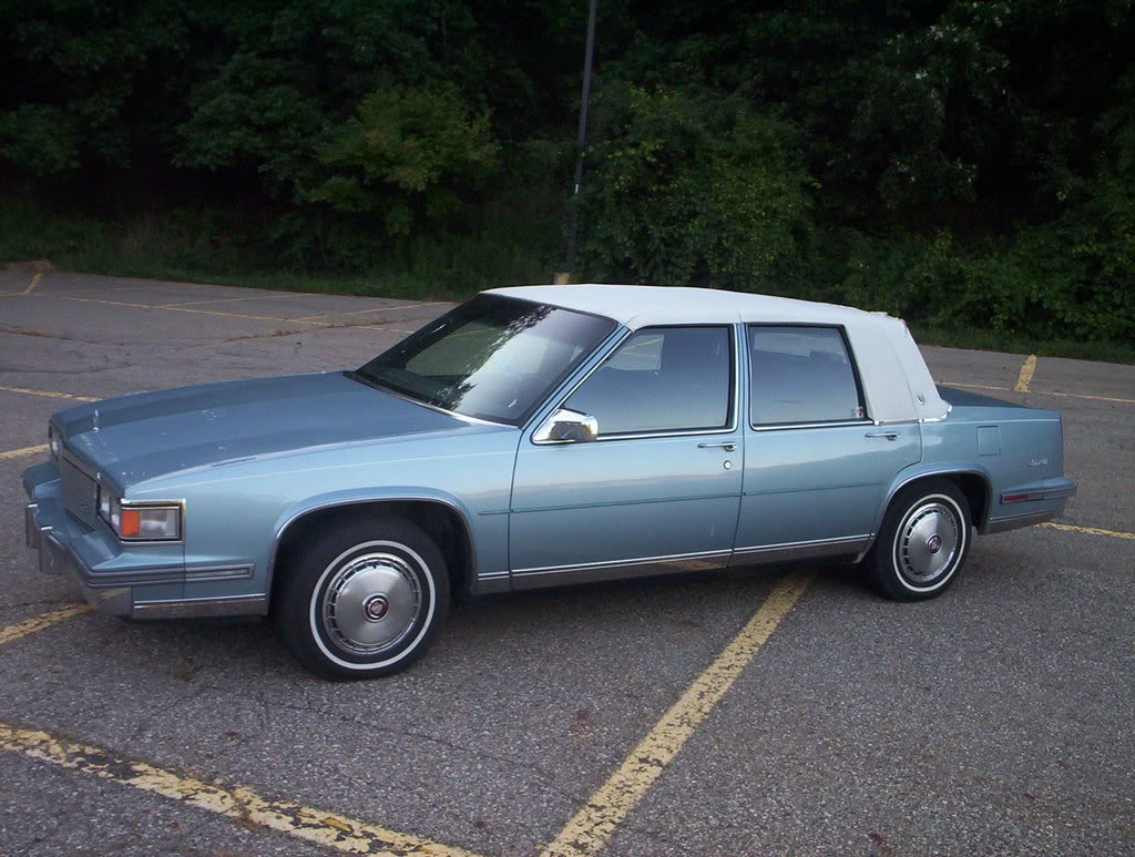 1986 cadillac deville information and photos momentcar momentcar