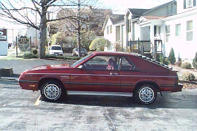 1986 Plymouth Turismo Information And Photos Momentcar