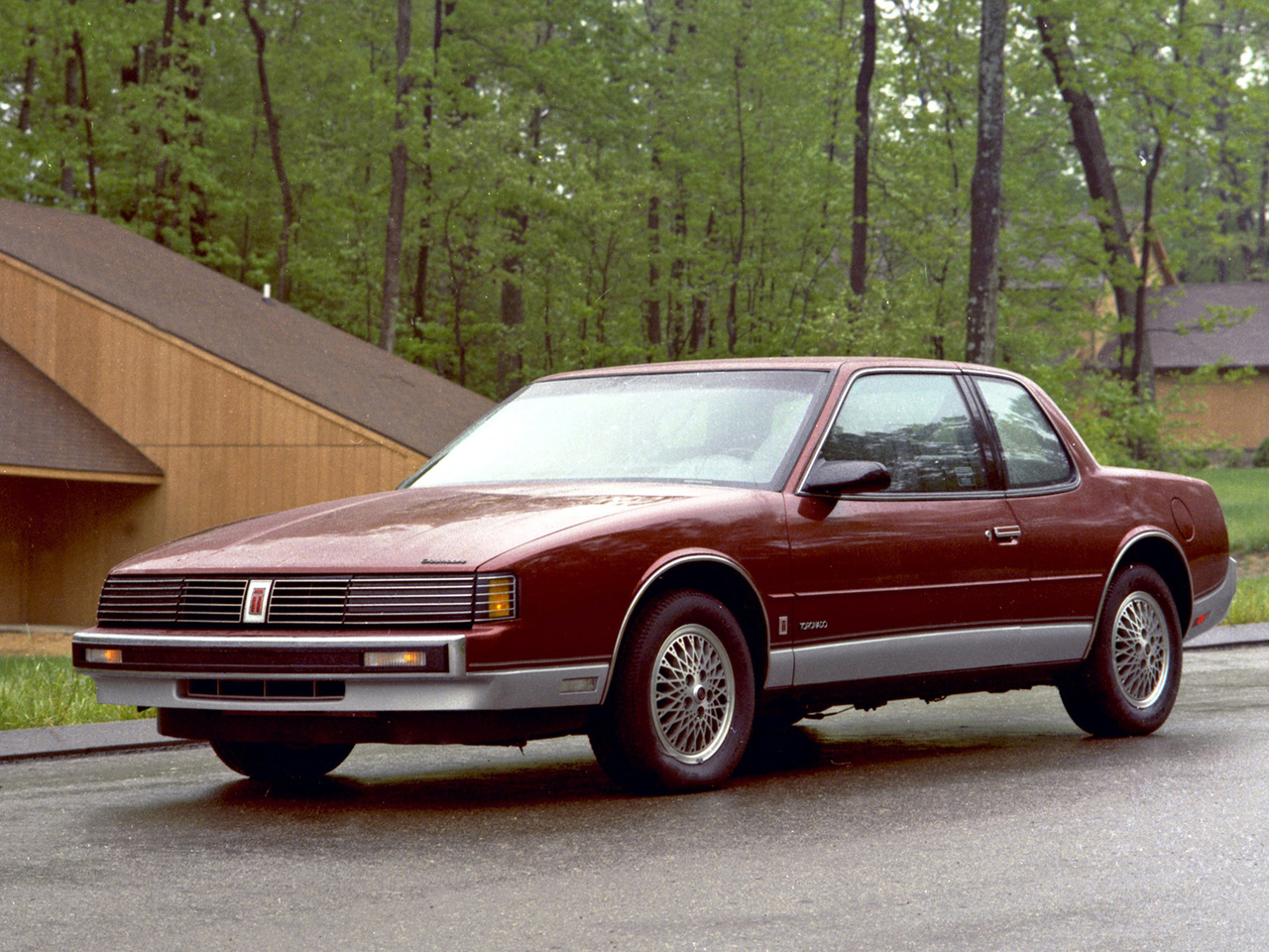 Oldsmobile Toronado on 1998 acura cl