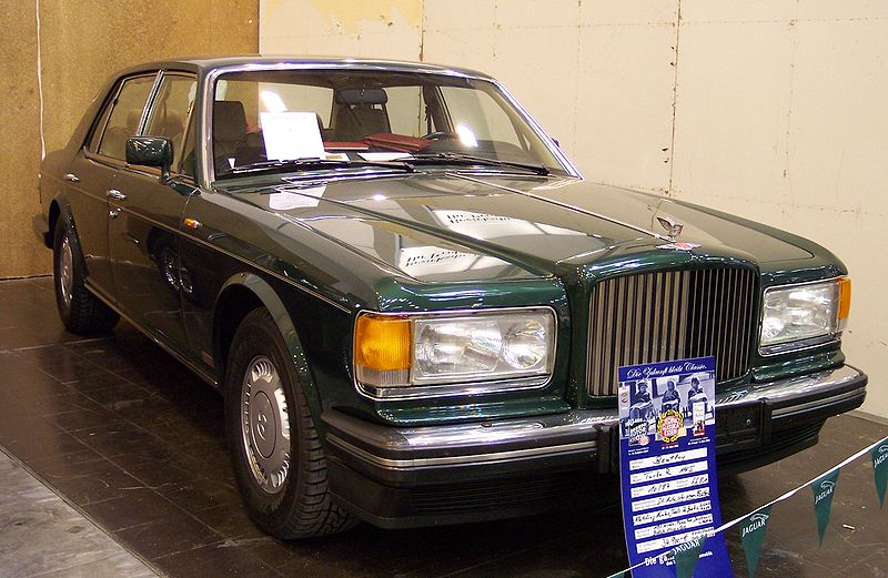 Bentley Turbo R #12