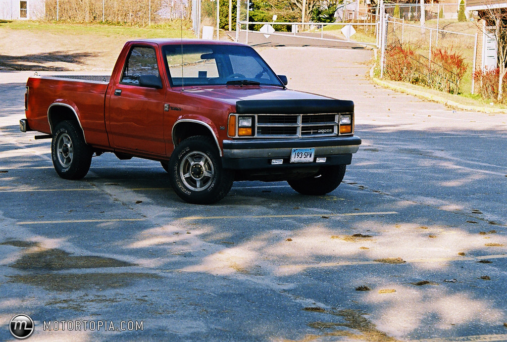 1988 Dodge Dakota Information And Photos Momentcar