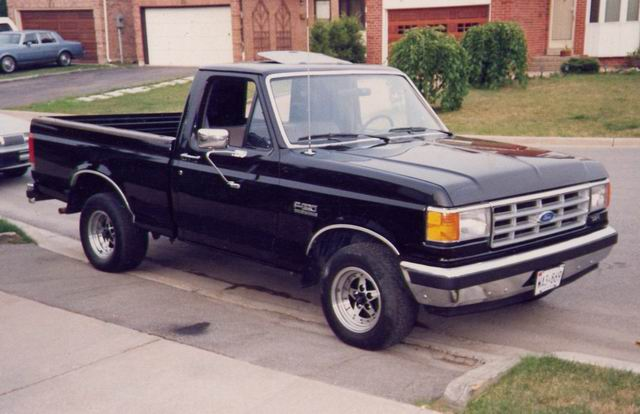 1988 Ford F150 Information And Photos Momentcar