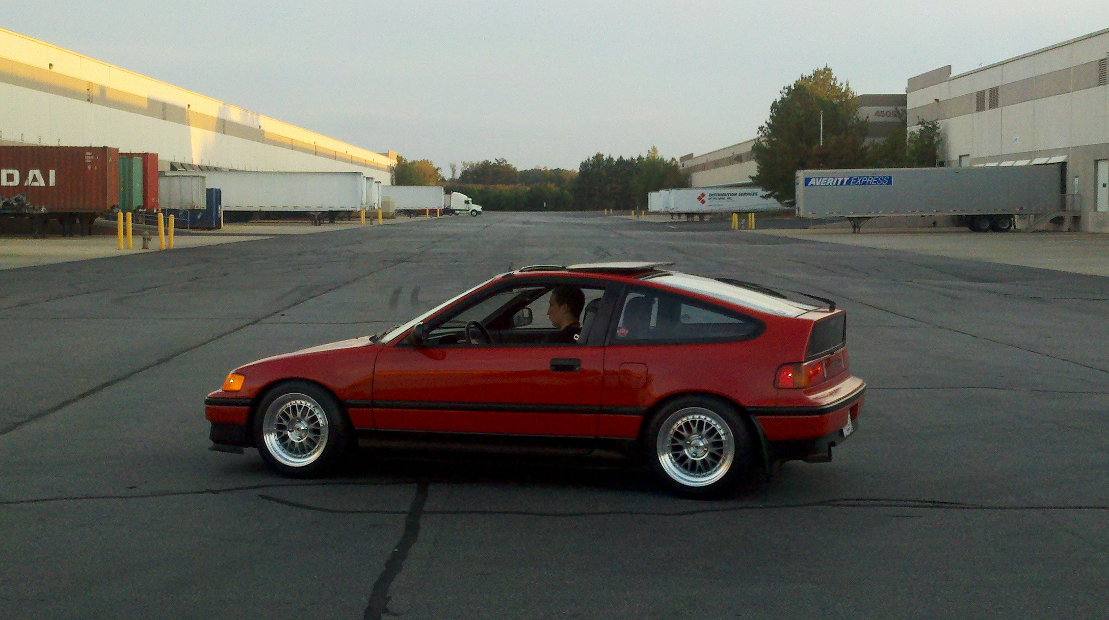 1989 Honda Crx Information And Photos Momentcar