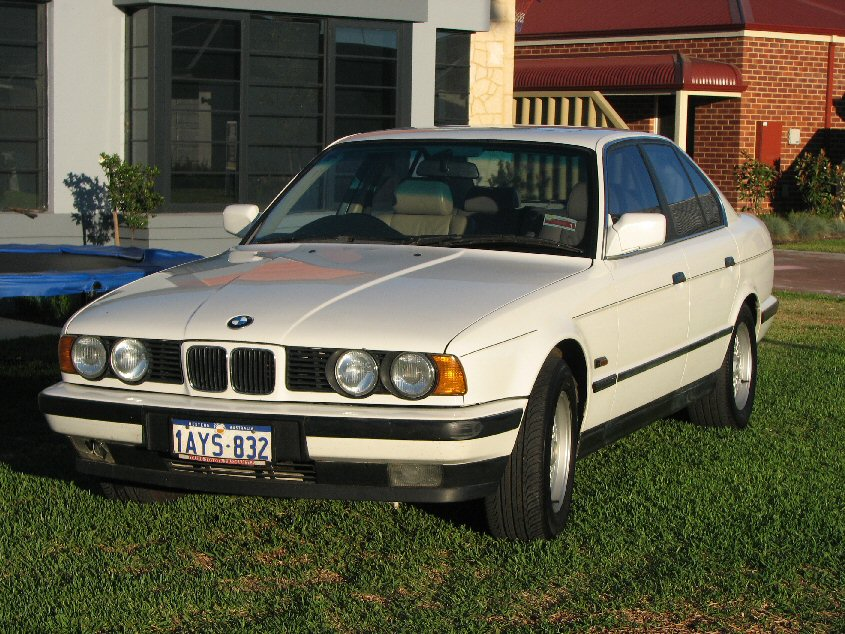 1990 Bmw 5 Series Information And Photos Momentcar