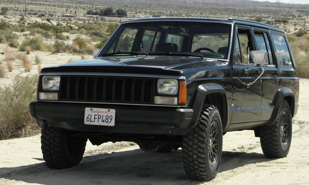 1990 jeep cherokee information and photos momentcar. Black Bedroom Furniture Sets. Home Design Ideas