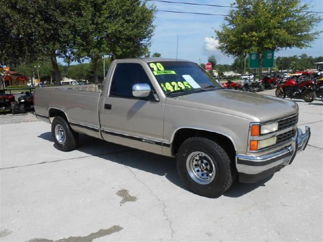Chevy C Long Bed