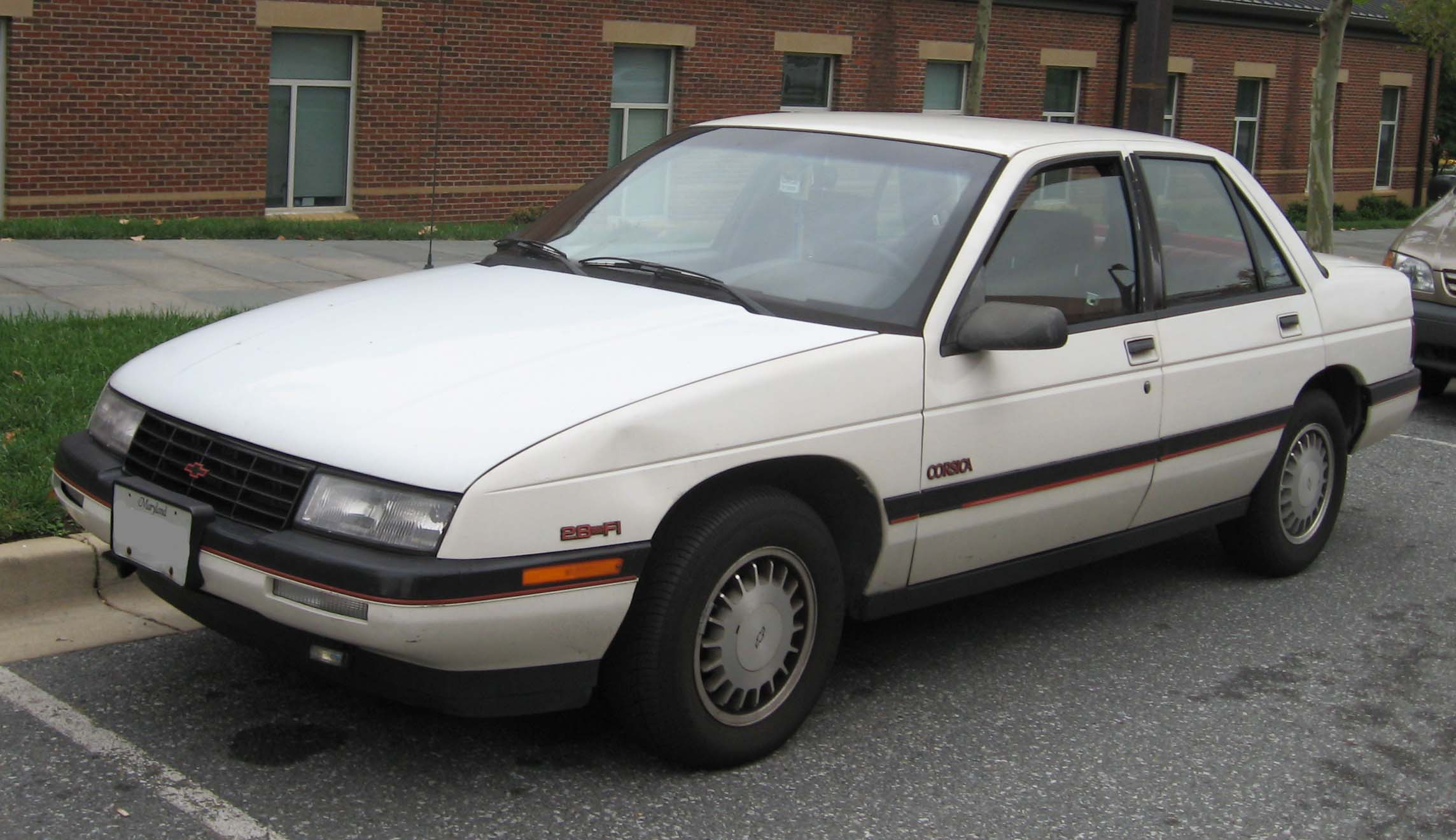 1990 Chevrolet Corsica for sale in Center Point,IA - 3629