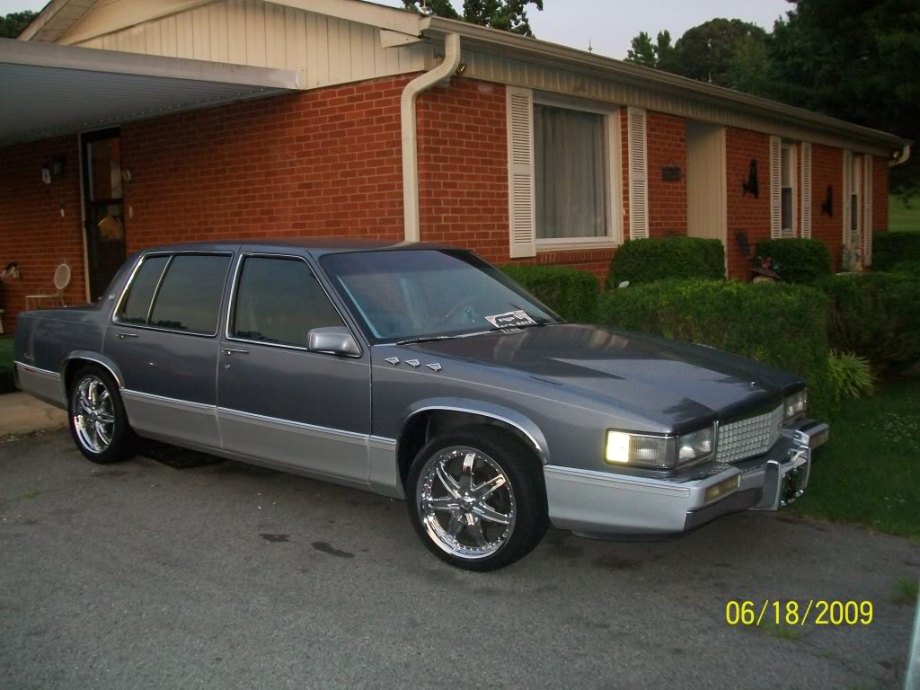 1990 cadillac deville information and photos momentcar. Cars Review. Best American Auto & Cars Review