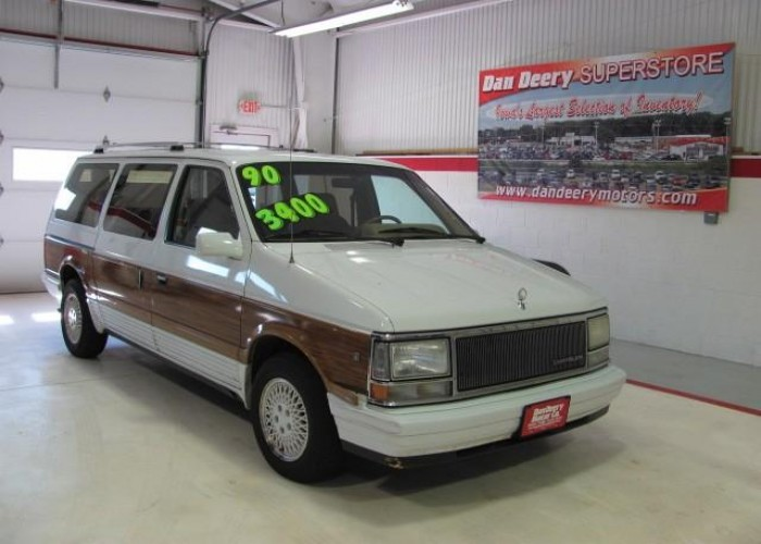 1990 Town And Country 12