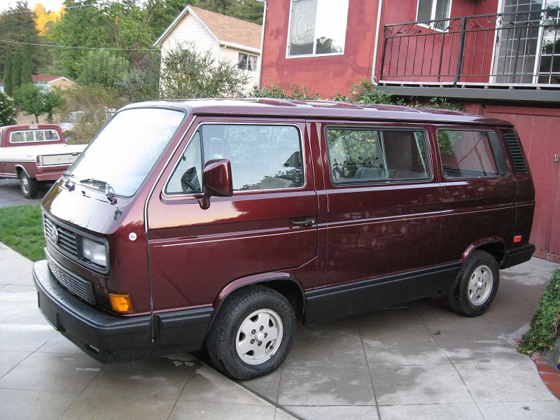 TheSVE 1990 Volkswagen Vanagon Specs, Photos, Modification Info at ...