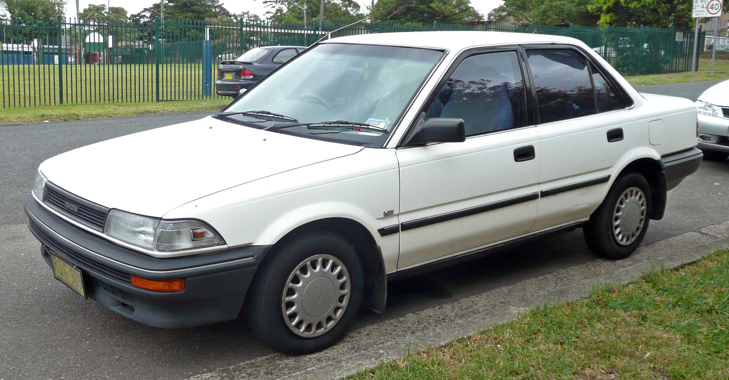 1991 Toyota Corolla Information And Photos Momentcar