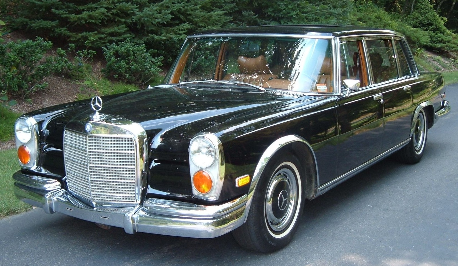 Benz s class w140 600sel or s600 m120 394 hp w140 information -  1992 600 Class 13
