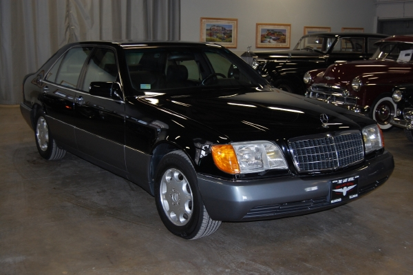 1992 mercedes benz 600 class information and photos for Mercedes benz of south atlanta service coupons