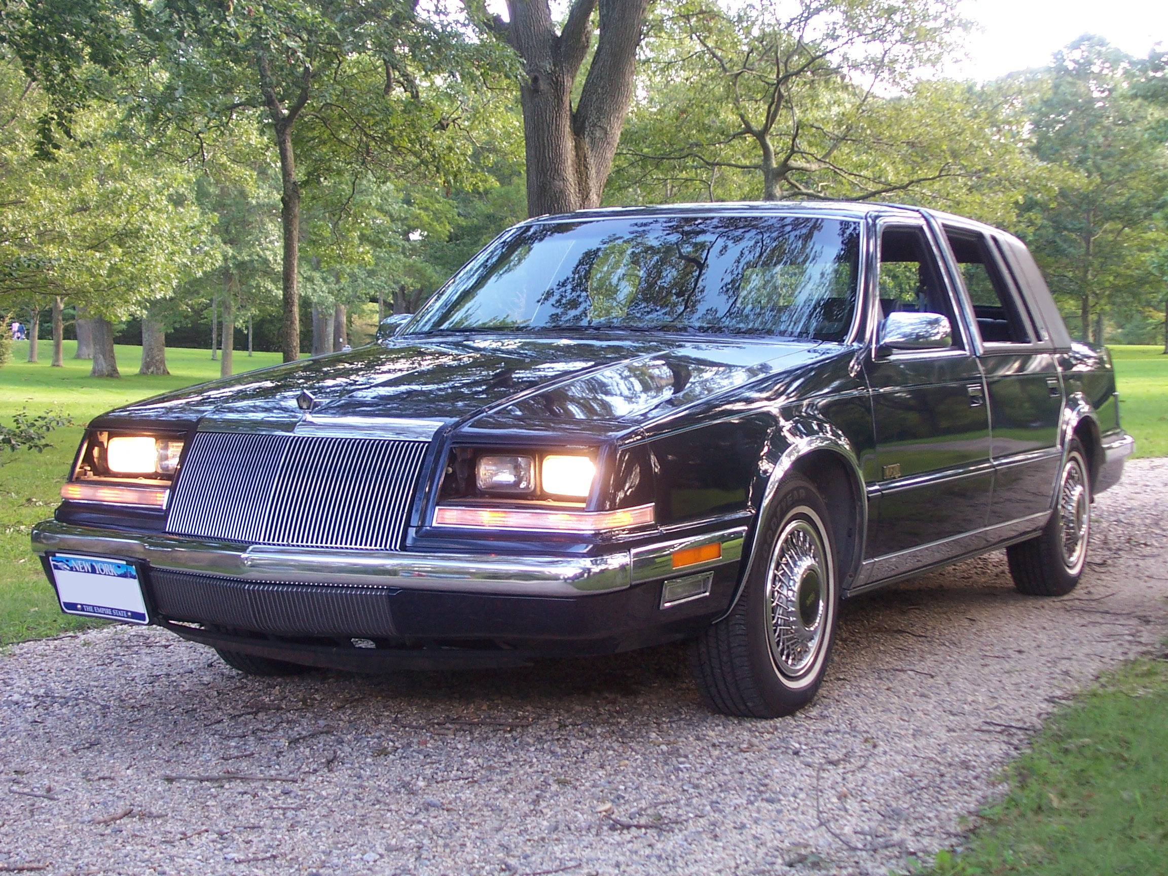 1992 Imperial #1