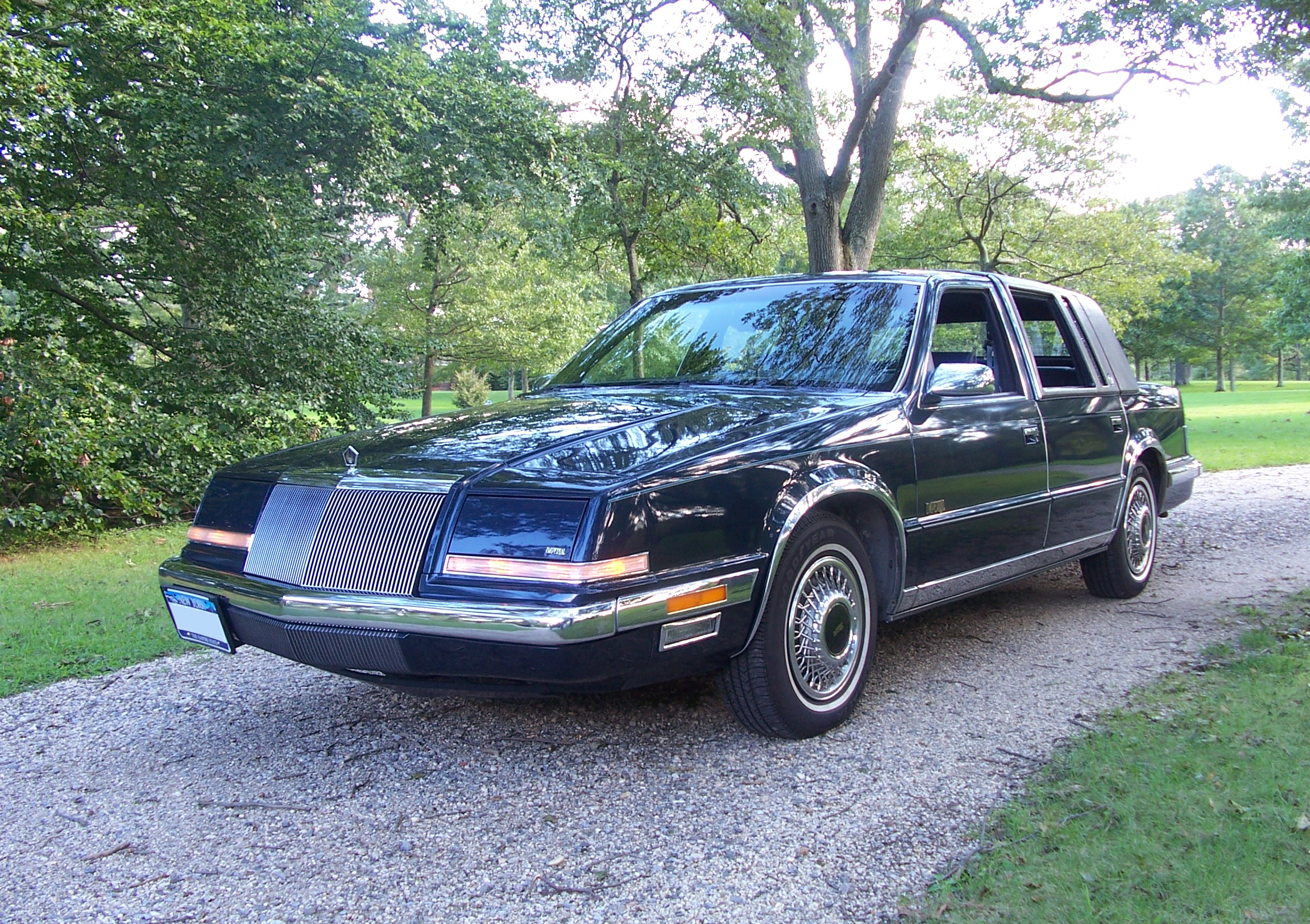 1992 Imperial #2