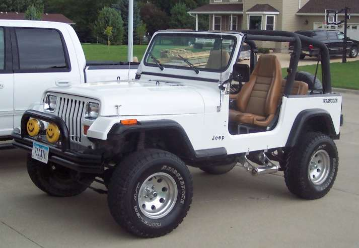 1993 Jeep Wrangler Information And Photos Momentcar