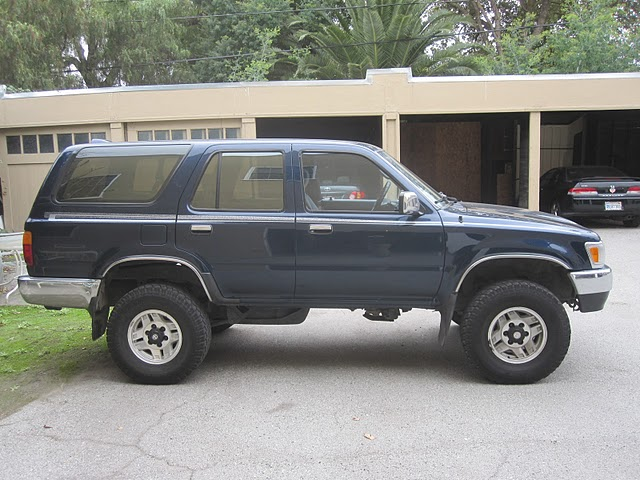 1995 Toyota 4runner Information And Photos Momentcar