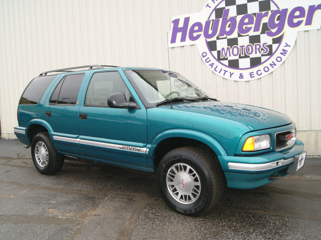 2003 Dodge Ram 1500 >> 1995 GMC Jimmy - Information and photos - MOMENTcar