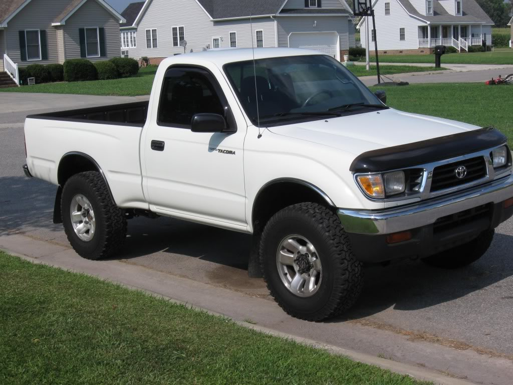 1995 Toyota Tacoma Information And Photos Momentcar