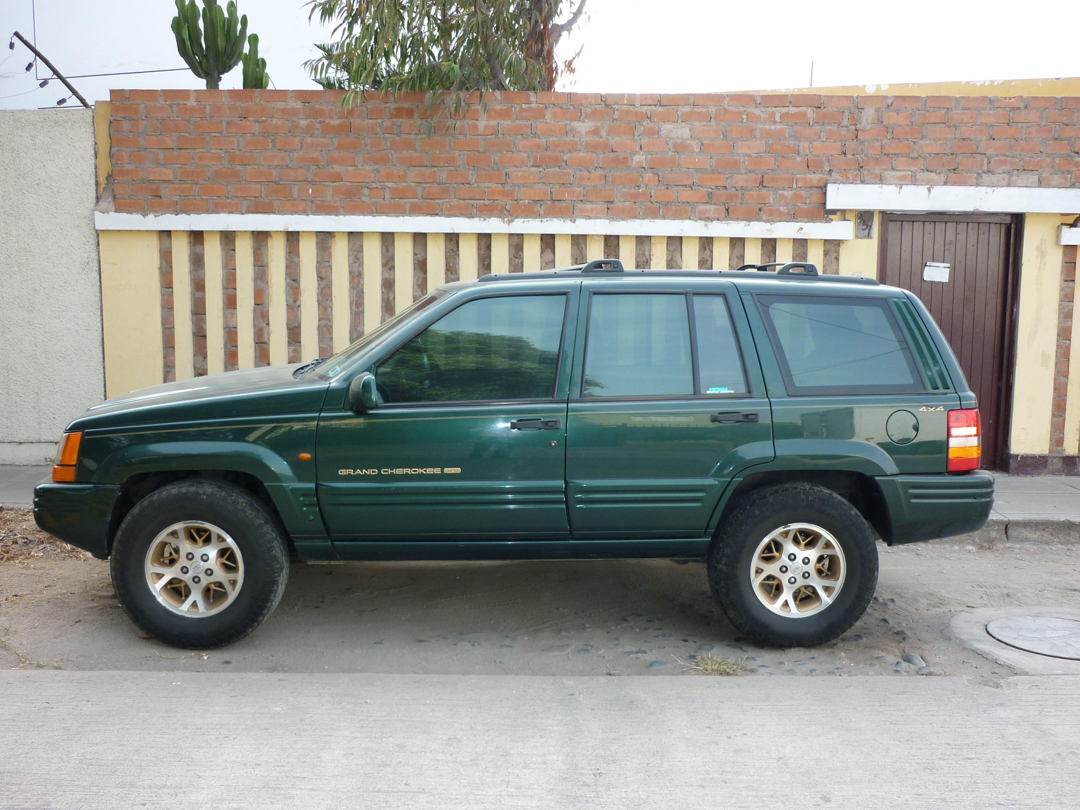 1997 Jeep Grand Cherokee - Information And Photos