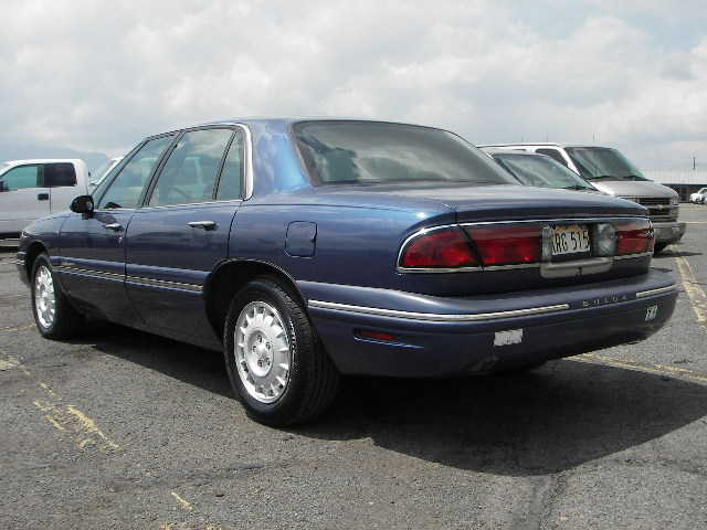 1997 buick lesabre information and photos momentcar. Black Bedroom Furniture Sets. Home Design Ideas