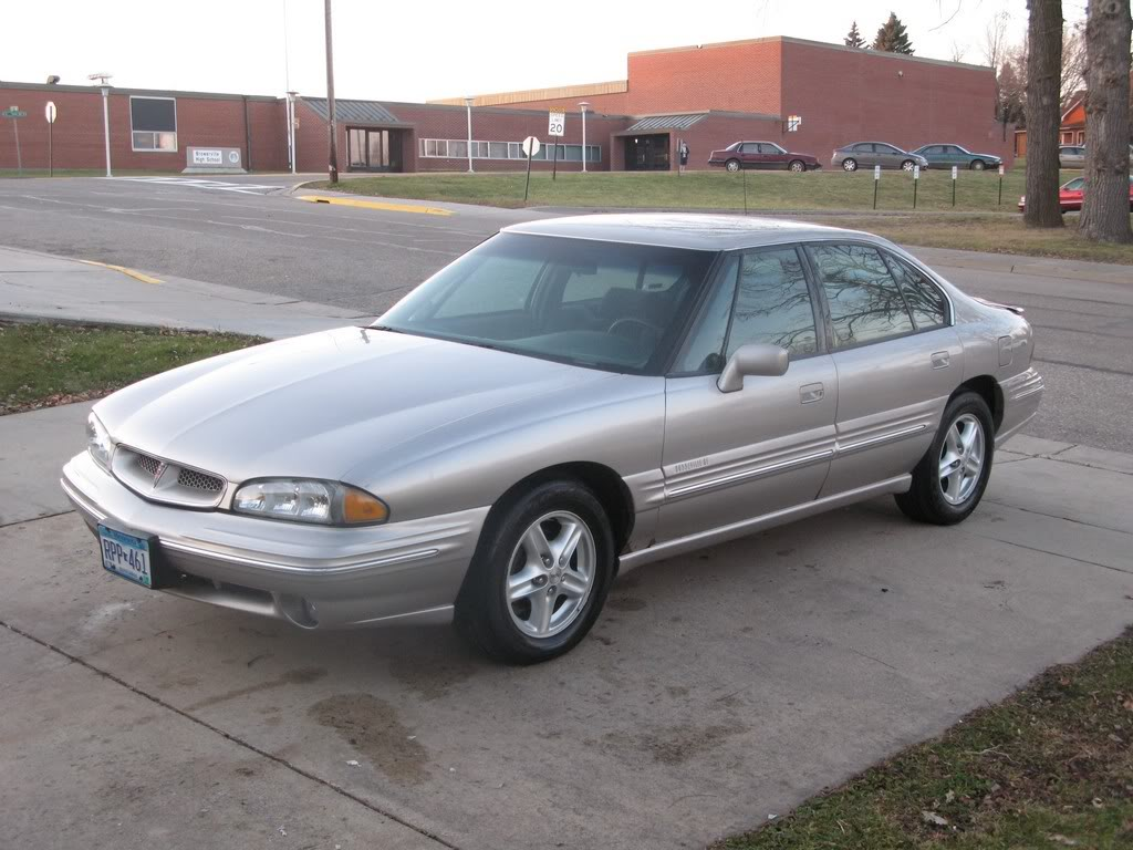 1998 pontiac bonneville information and photos momentcar momentcar
