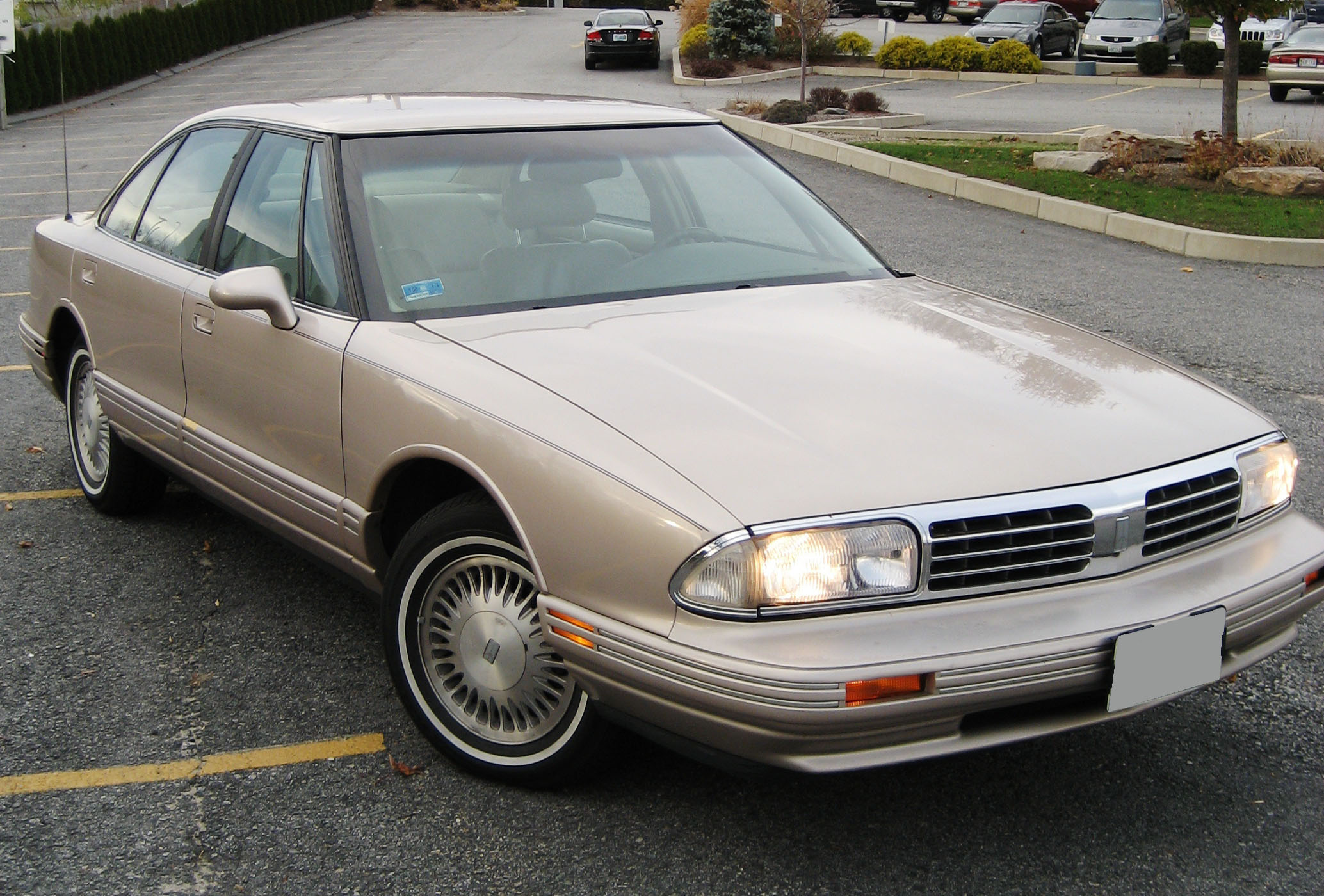 1998 Oldsmobile Regency Information And Photos Momentcar
