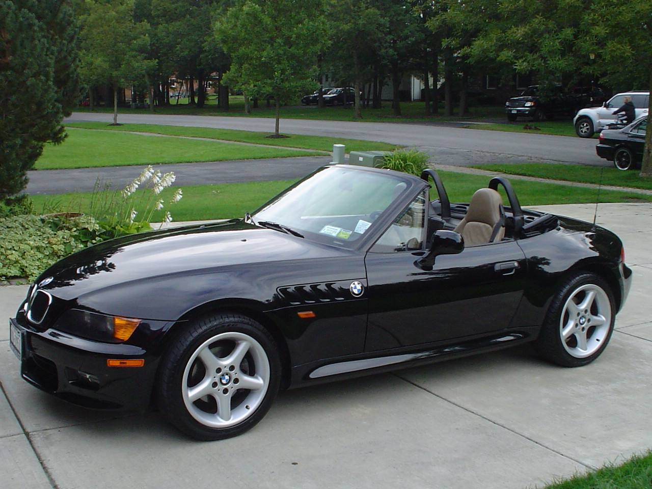1998 bmw z3 information and photos momentcar. Black Bedroom Furniture Sets. Home Design Ideas