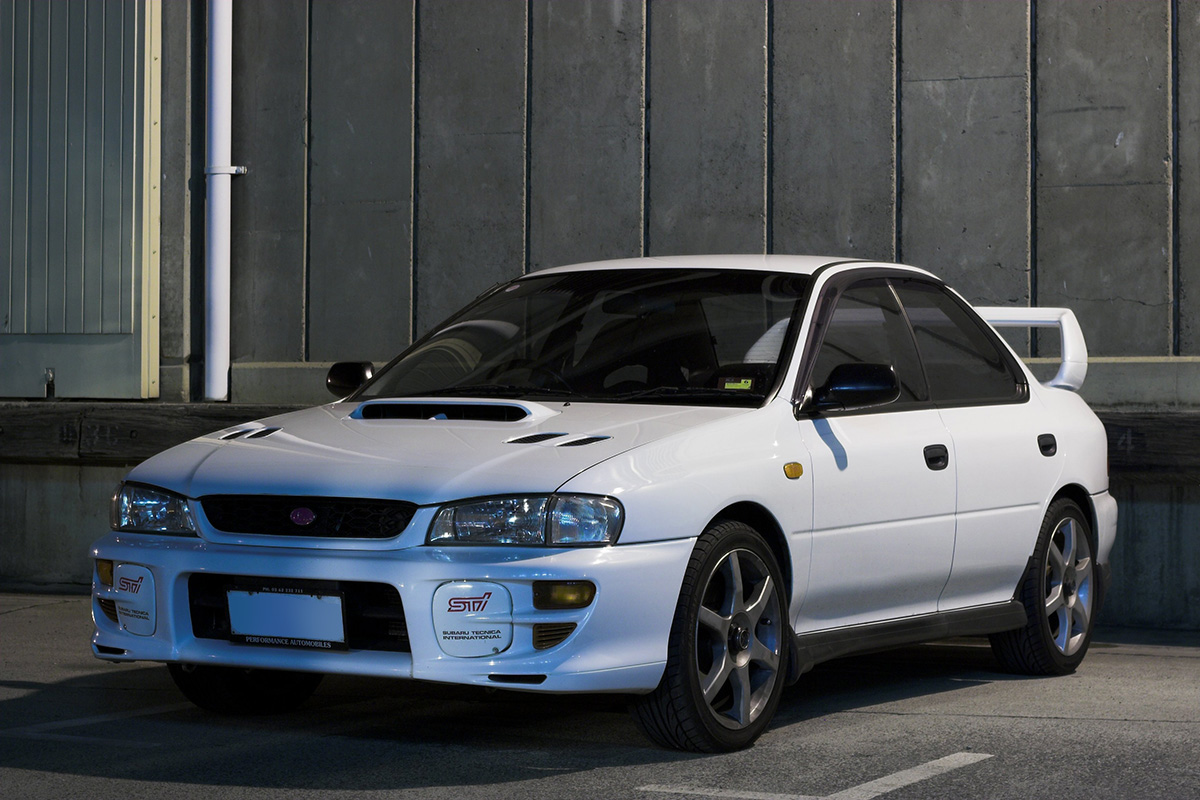 1999 Subaru Impreza Information And Photos Momentcar