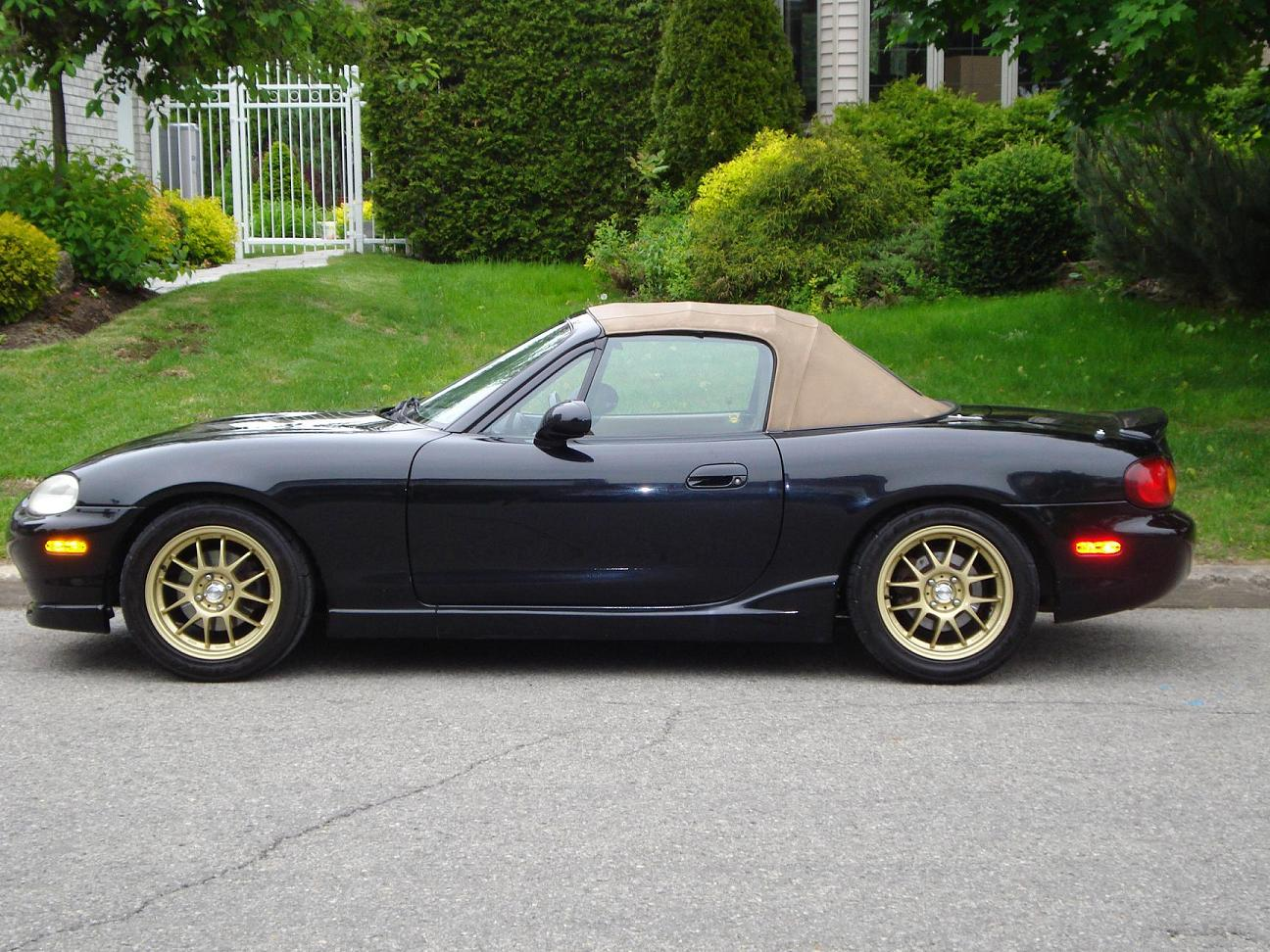 1999 mazda mx 5 miata information and photos momentcar. Black Bedroom Furniture Sets. Home Design Ideas