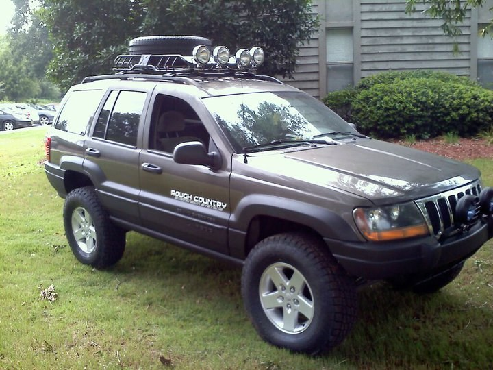 2000 jeep grand cherokee information and photos momentcar for Interieur jeep grand cherokee 2000
