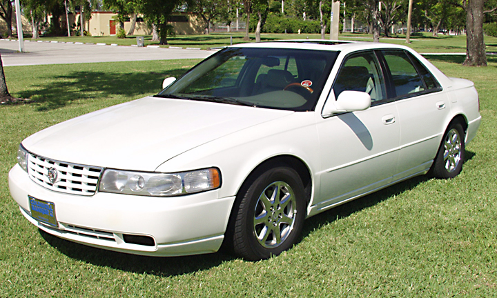 2000 Cadillac Seville Information And Photos Momentcar
