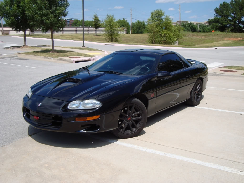 2001 Chevrolet Camaro Information And Photos Momentcar