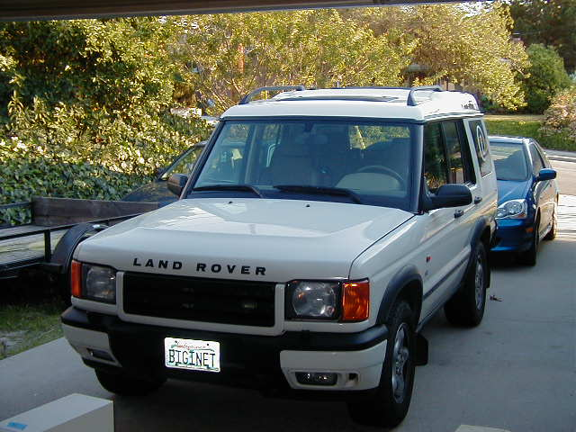 2001 Discovery Series II #12