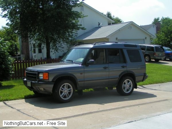2001 Discovery Series II #13