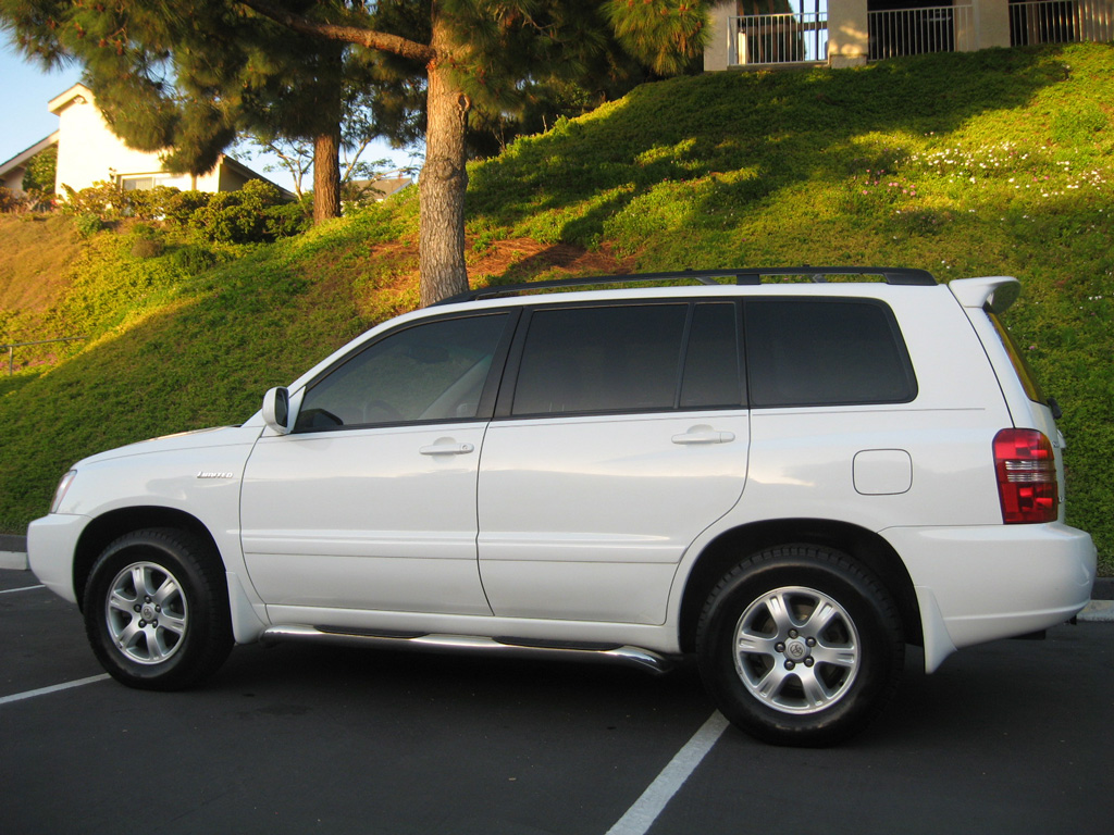 2001 Toyota Highlander Information And Photos Momentcar