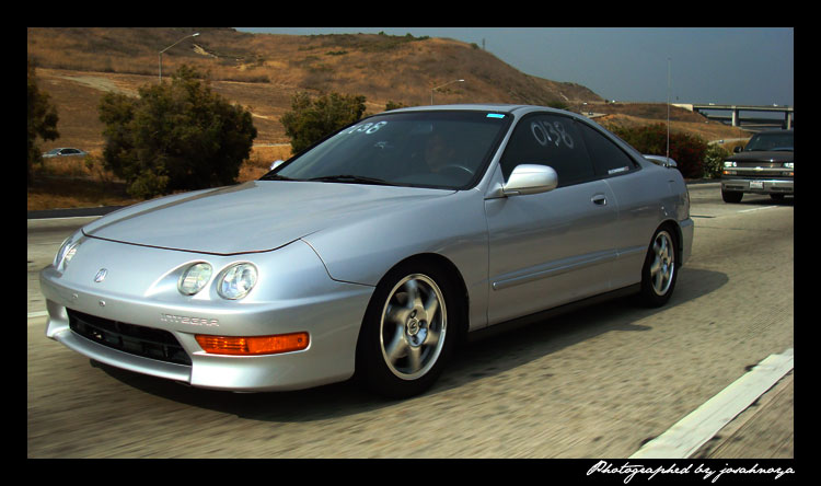 2001 Acura Integra - Information and photos - MOMENTcar