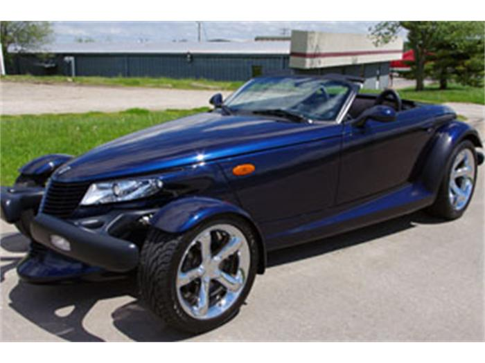 2001 Plymouth Prowler Information And Photos Momentcar