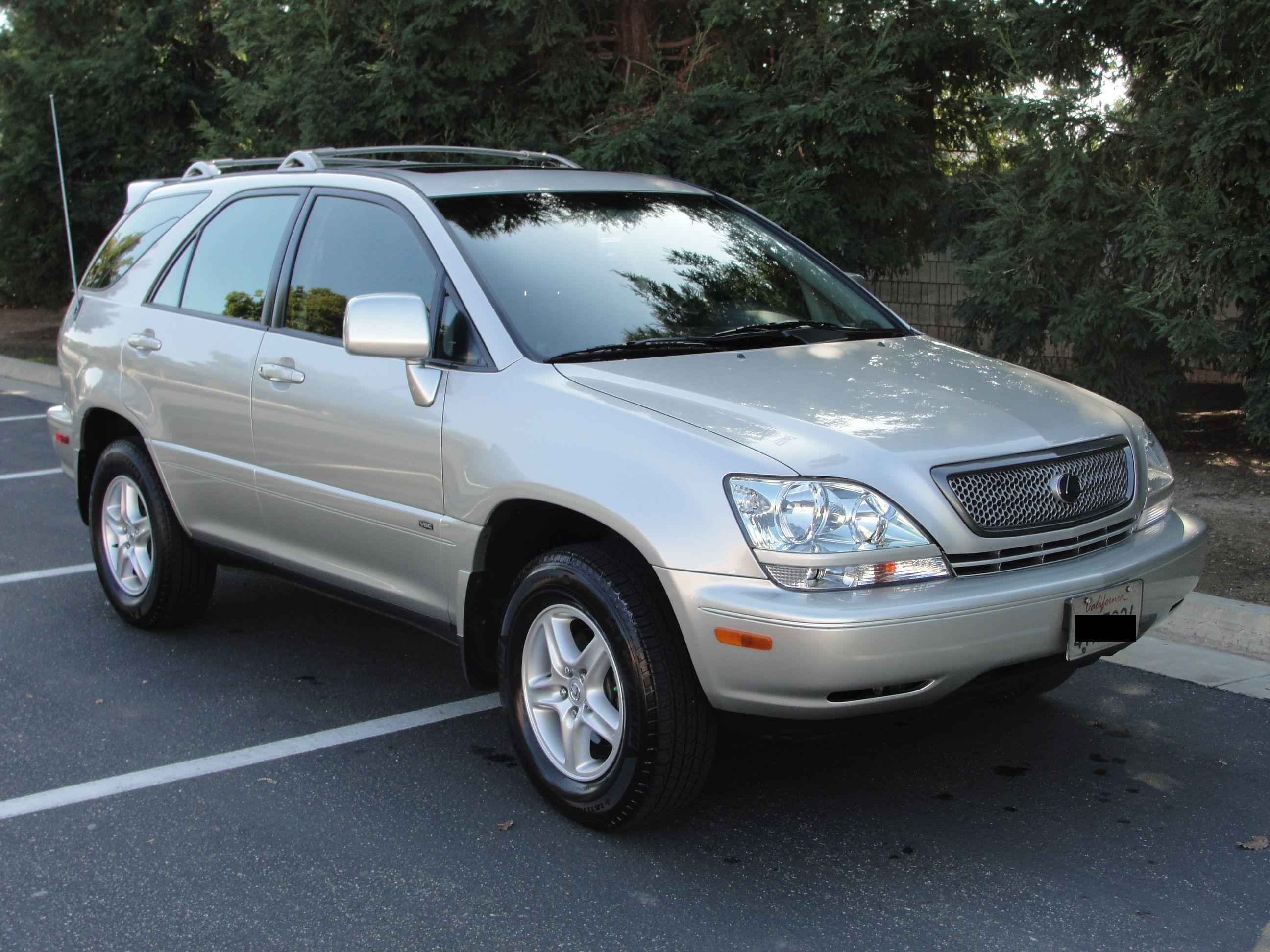 Used 2001 Lexus RX 300 Pricing & Features | Edmunds