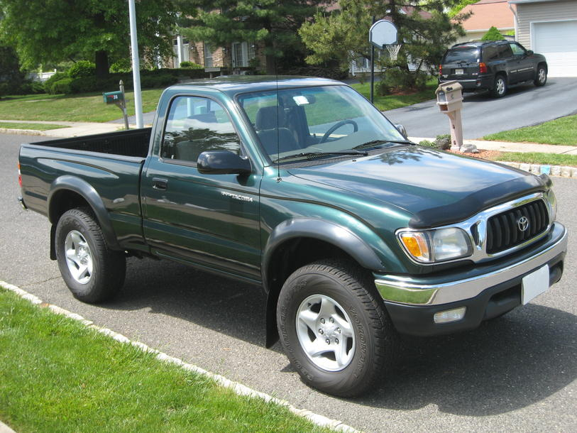 2001 toyota tacoma information and photos momentcar. Black Bedroom Furniture Sets. Home Design Ideas