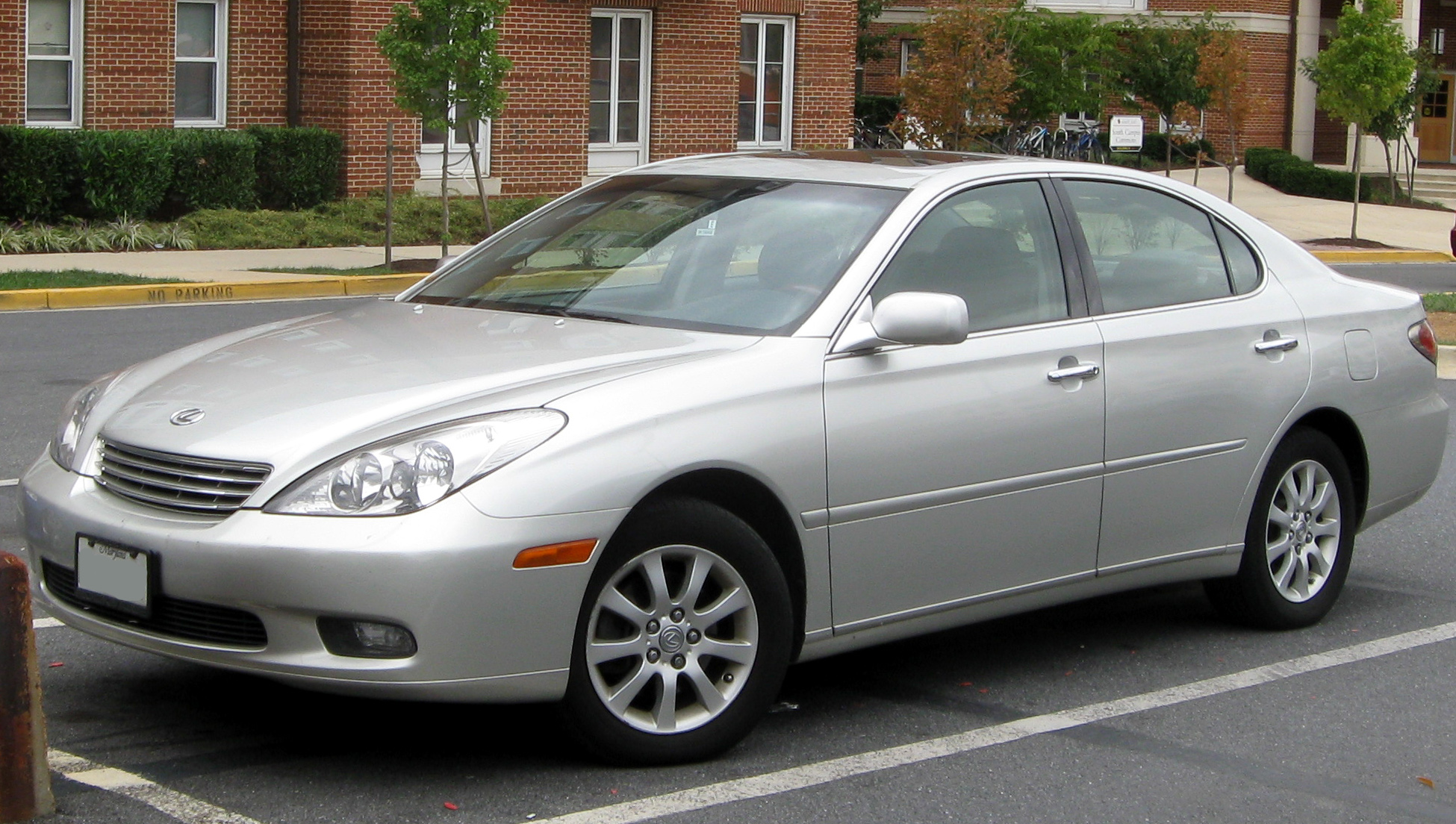 2002 Lexus ES 300 Information And Photos MOMENTcar