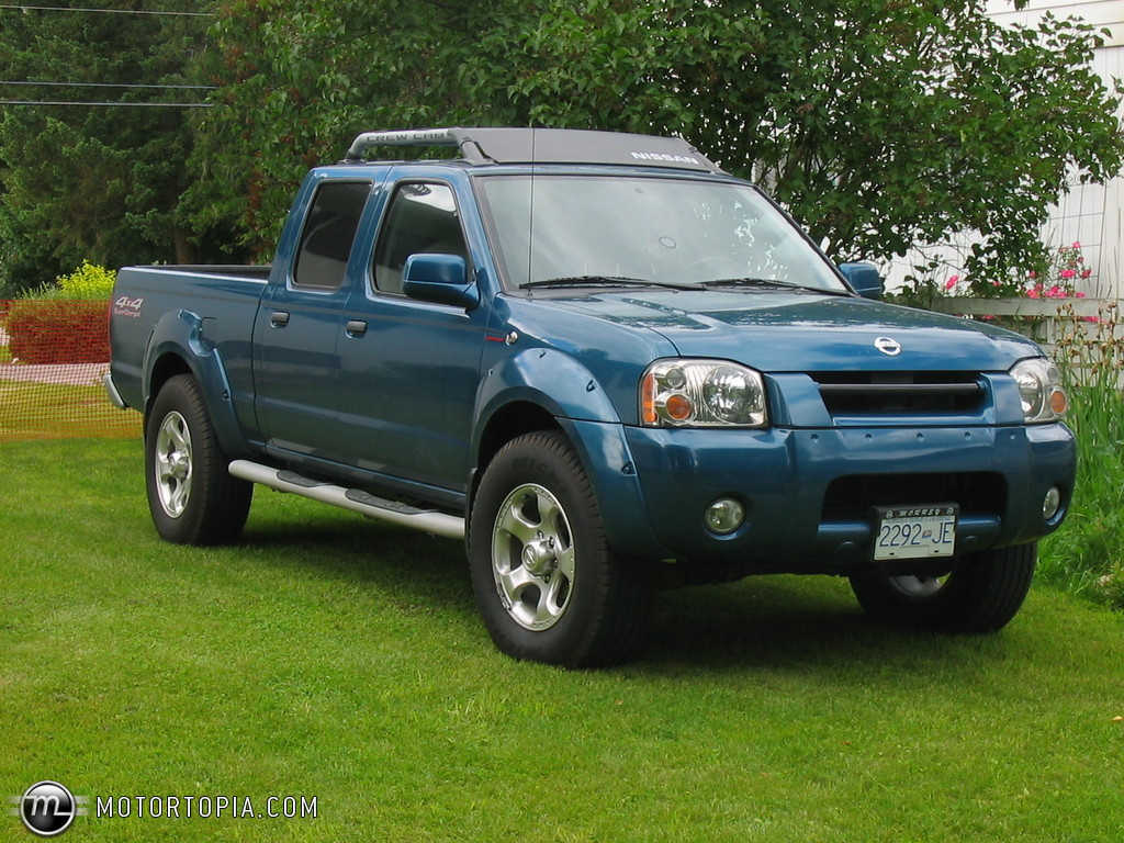 2002 Nissan Frontier Information And Photos Momentcar