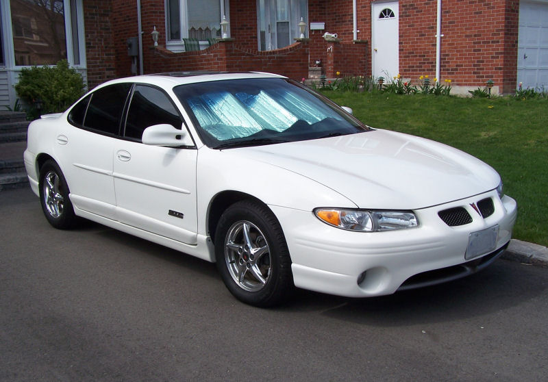 2002 pontiac grand prix information and photos momentcar. Black Bedroom Furniture Sets. Home Design Ideas