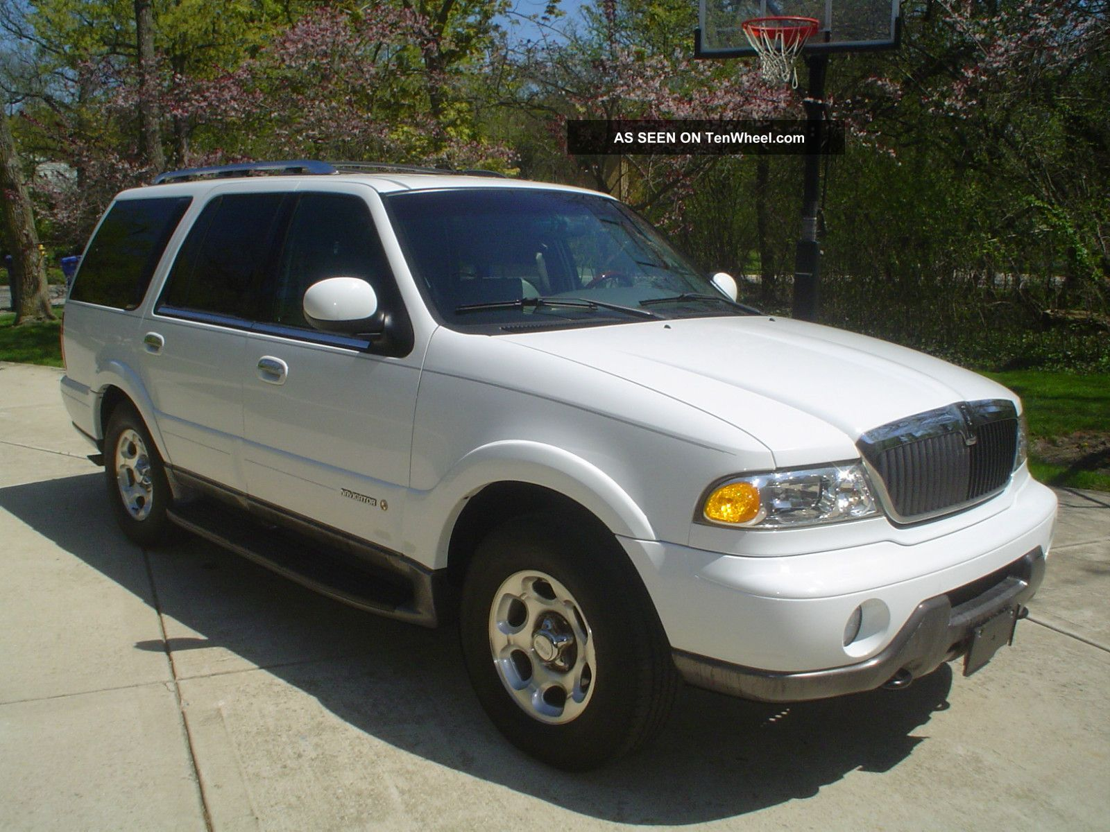 2002 lincoln navigator information and photos momentcar momentcar