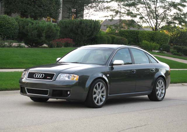 2003 audi a6 information and photos momentcar. Black Bedroom Furniture Sets. Home Design Ideas