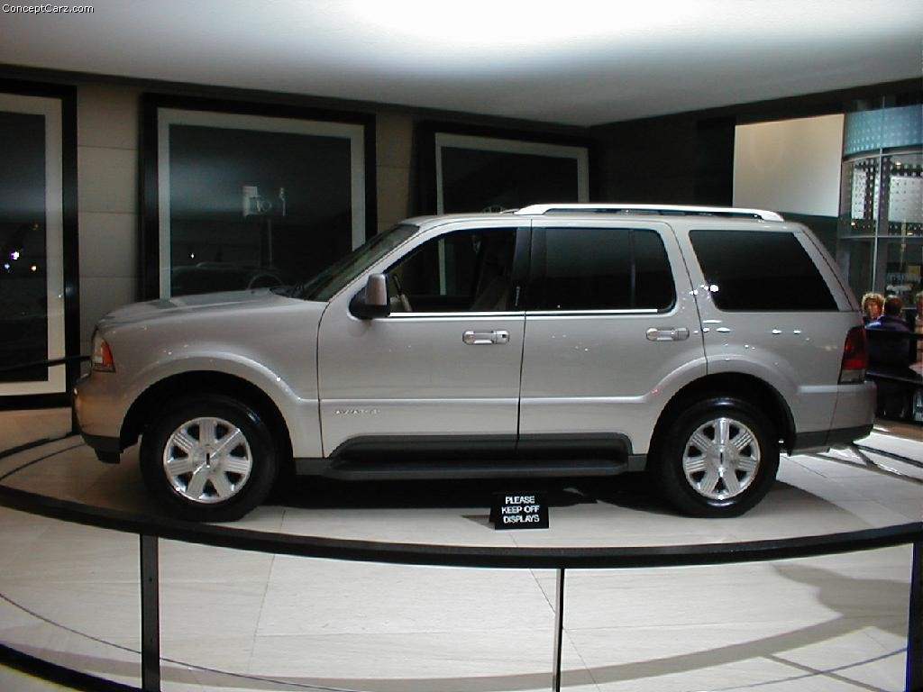 2003 lincoln aviator information and photos momentcar. Black Bedroom Furniture Sets. Home Design Ideas
