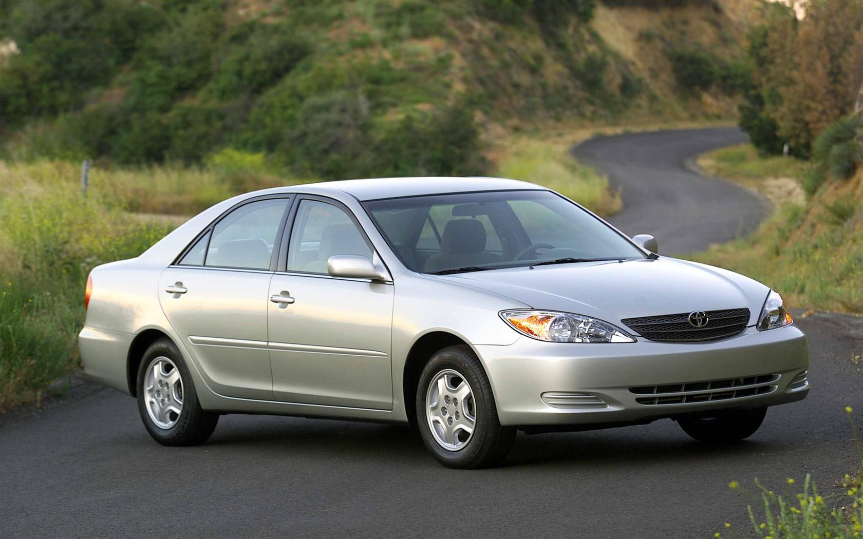 2003 toyota camry information and photos momentcar. Black Bedroom Furniture Sets. Home Design Ideas